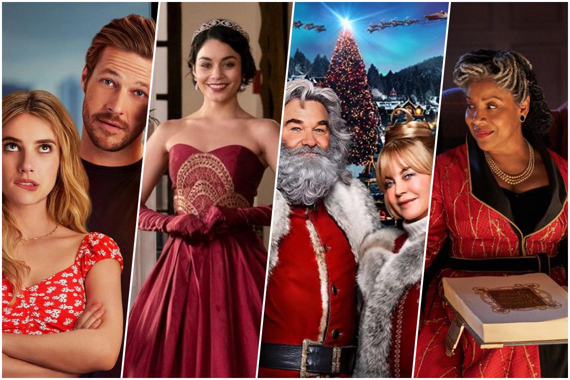Les films de Noël à voir sur Netflix en 2020